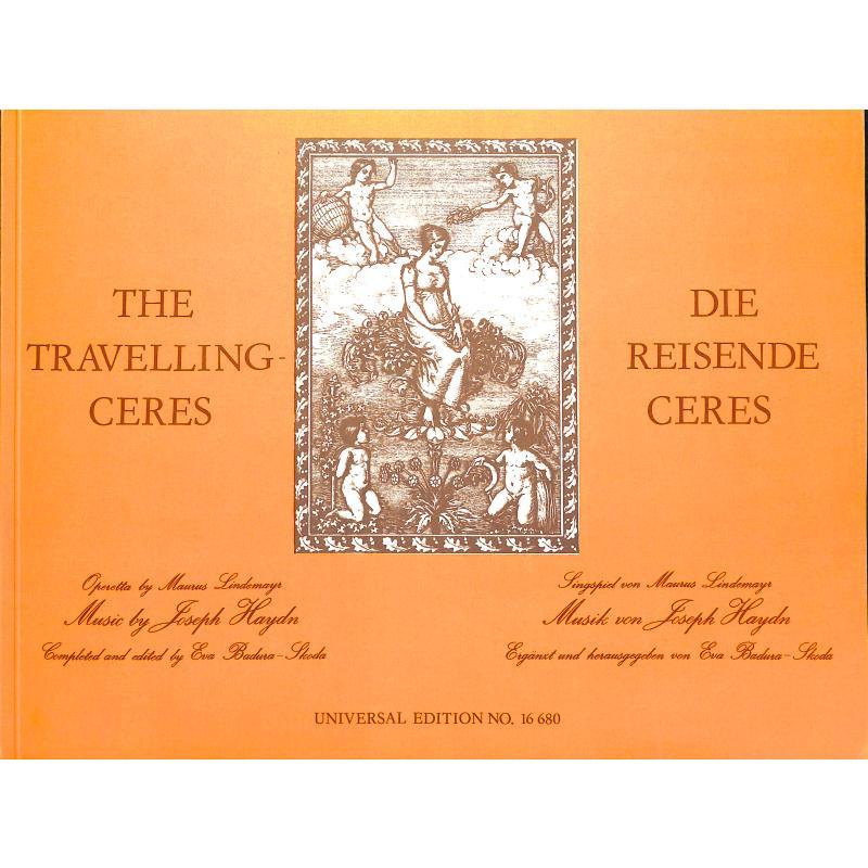 Titelbild für UE 16680 - DIE REISENDE CERES