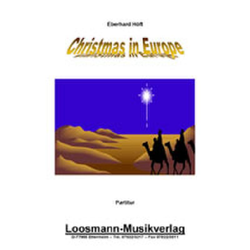 Titelbild für LOOSMANN -B0405 - CHRISTMAS IN EUROPE