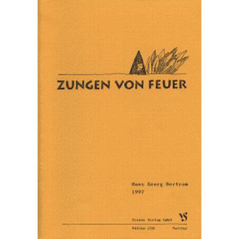 Titelbild für VS 1720 - ZUNGEN VON FEUER