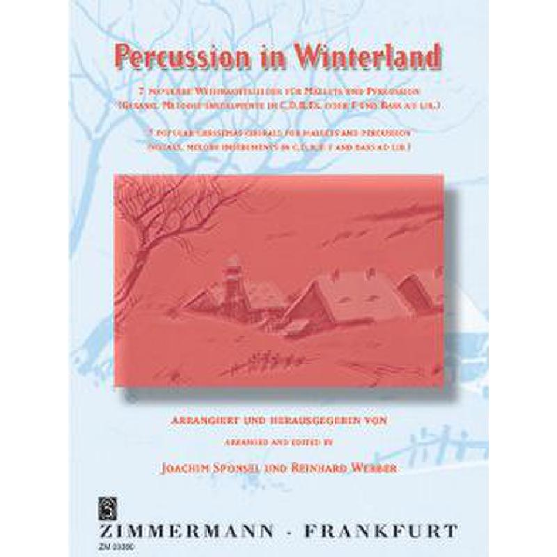 Titelbild für ZM 33380 - PERCUSSION IN WINTERLAND