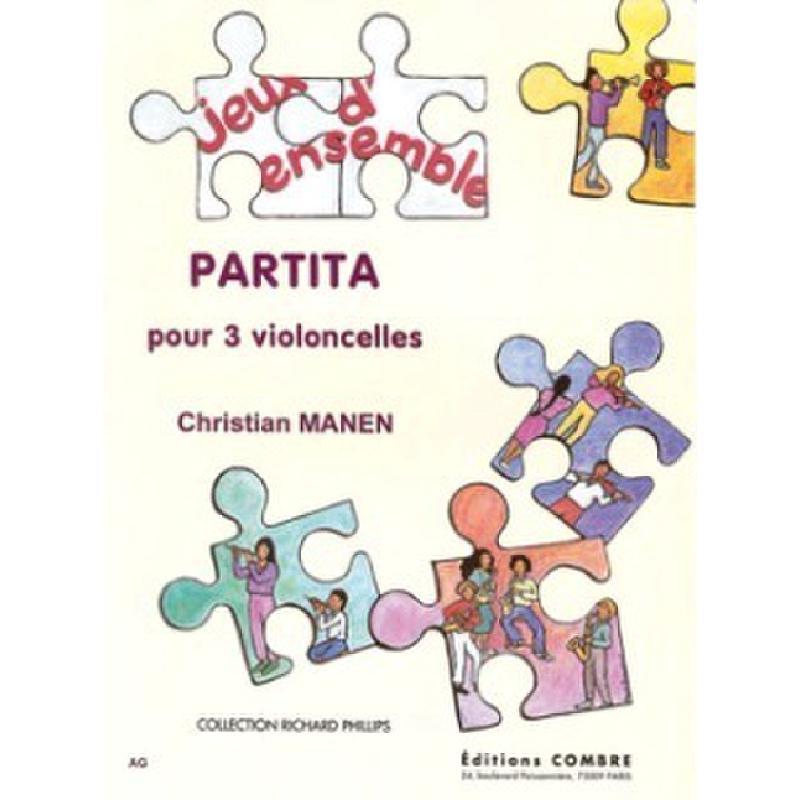 Titelbild für COMBRE 6464 - PARTITA