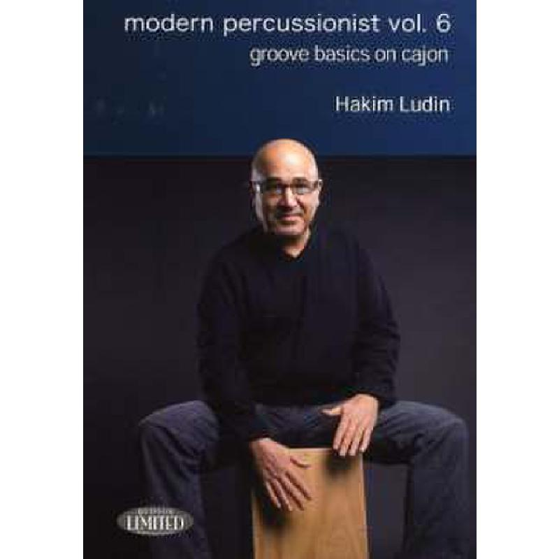 Titelbild für HMI 20090302 - MODERN PERCUSSIONIST 6