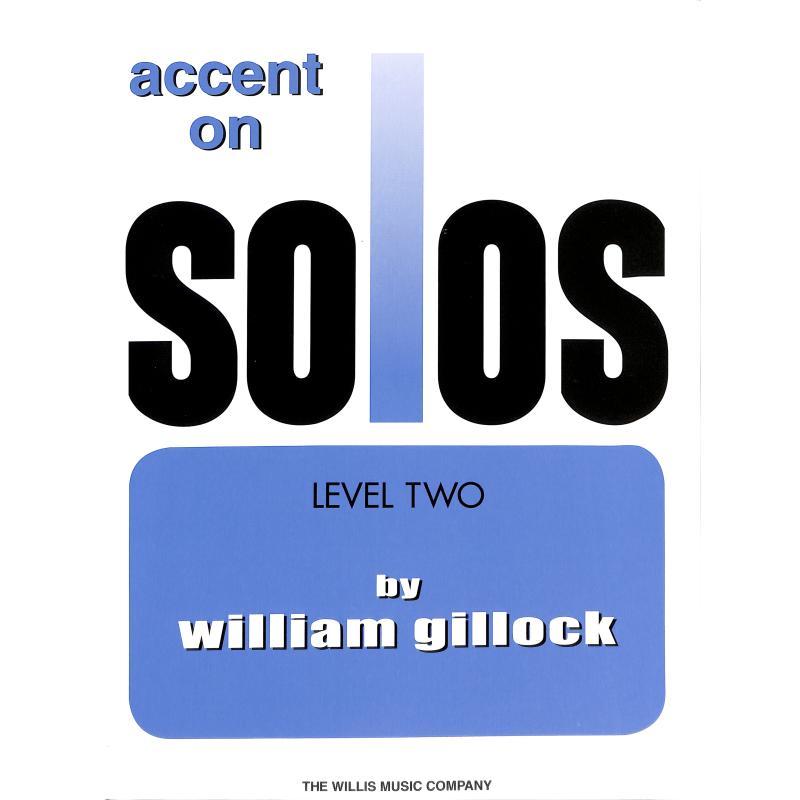 Titelbild für HL 416214 - ACCENT ON SOLOS 2