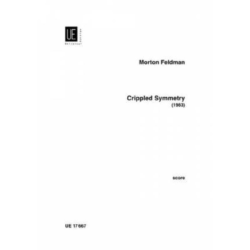 Titelbild für UE 17667 - CRIPPLED SYMMETRY