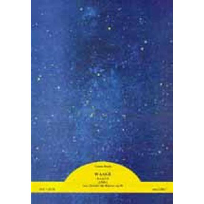 Titelbild für ERES 2180-7 - ZODIAK - WAAGE