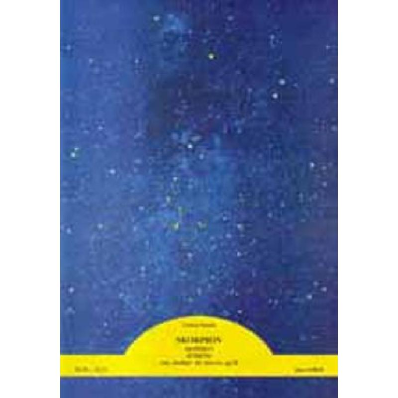 Titelbild für ERES 2180-8 - ZODIAK - SKORPION