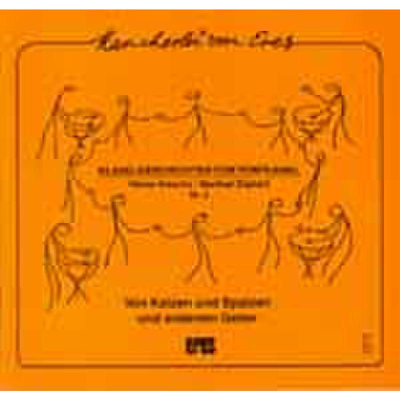 Titelbild für ERES 2372 - VON KATZEN + SPATZEN UND ANDEREM GETIER