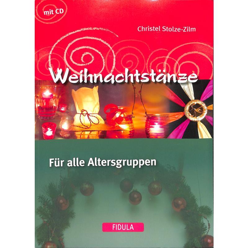 Titelbild für FIDULA 574 - WEIHNACHTSTAENZE - FUER ALLE ALTERSGRUPPEN