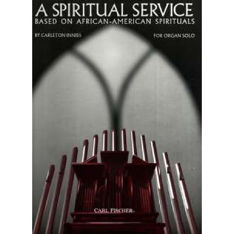 Titelbild für CF -O5395 - A SPIRITUAL SERVICE