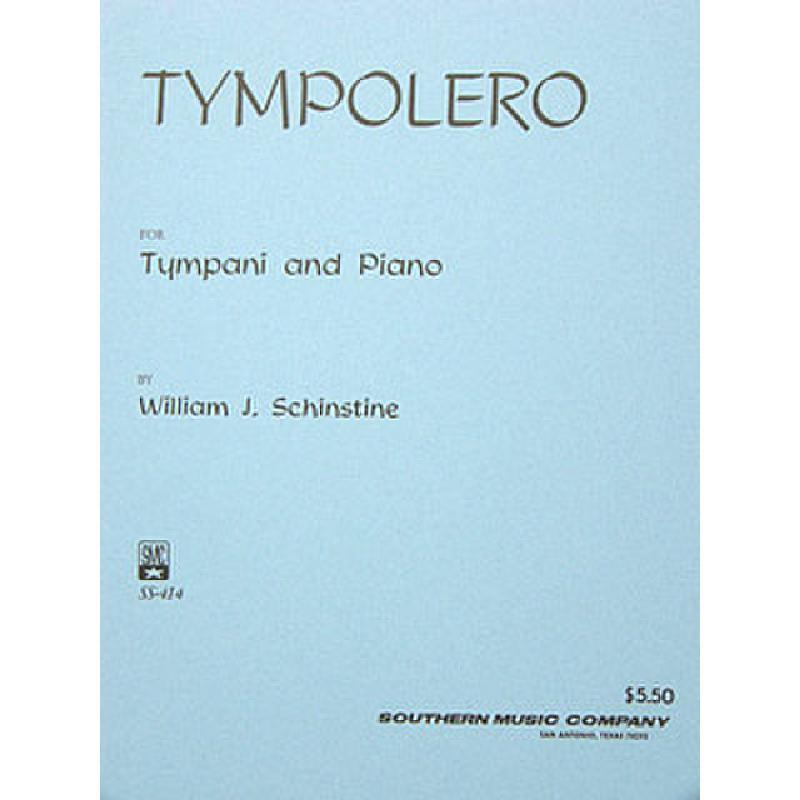 Titelbild für SOU SS414 - TYMPOLERO