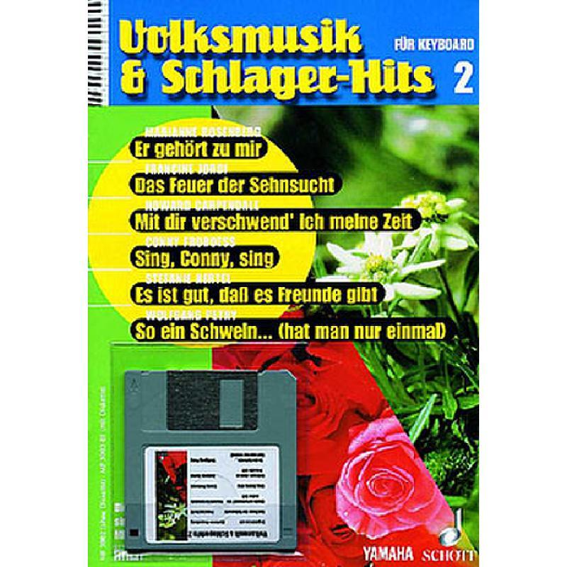 Titelbild für MF 3002-01 - VOLKSMUSIK + SCHLAGERHITS 2