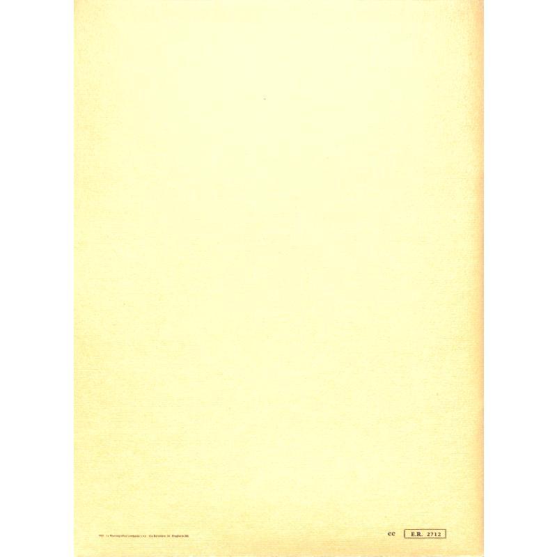 Notenbild für ER 2712 - PASSI DIFFICILI E A SOLO VOL.2
