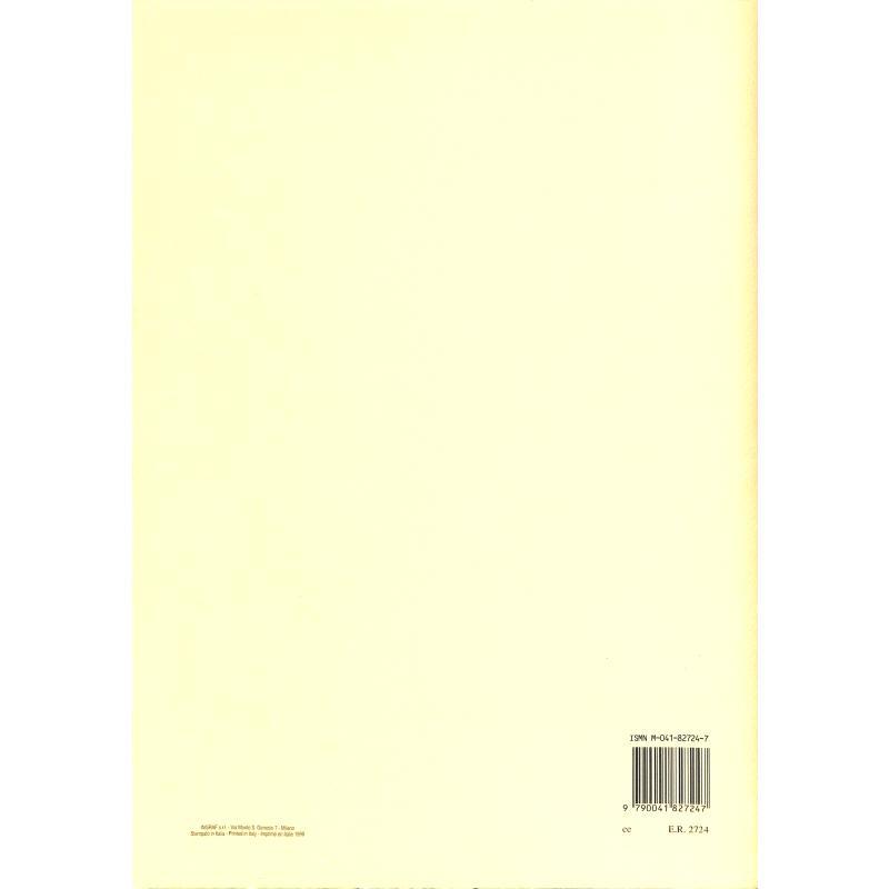Notenbild für ER 2724 - PASSI DIFFICILI E A SOLO VOL.3