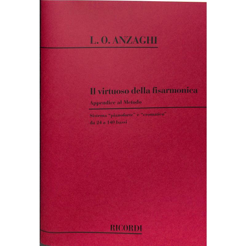 Titelbild für NR 125738 - VIRTUOSO DELLA FISARMONICA
