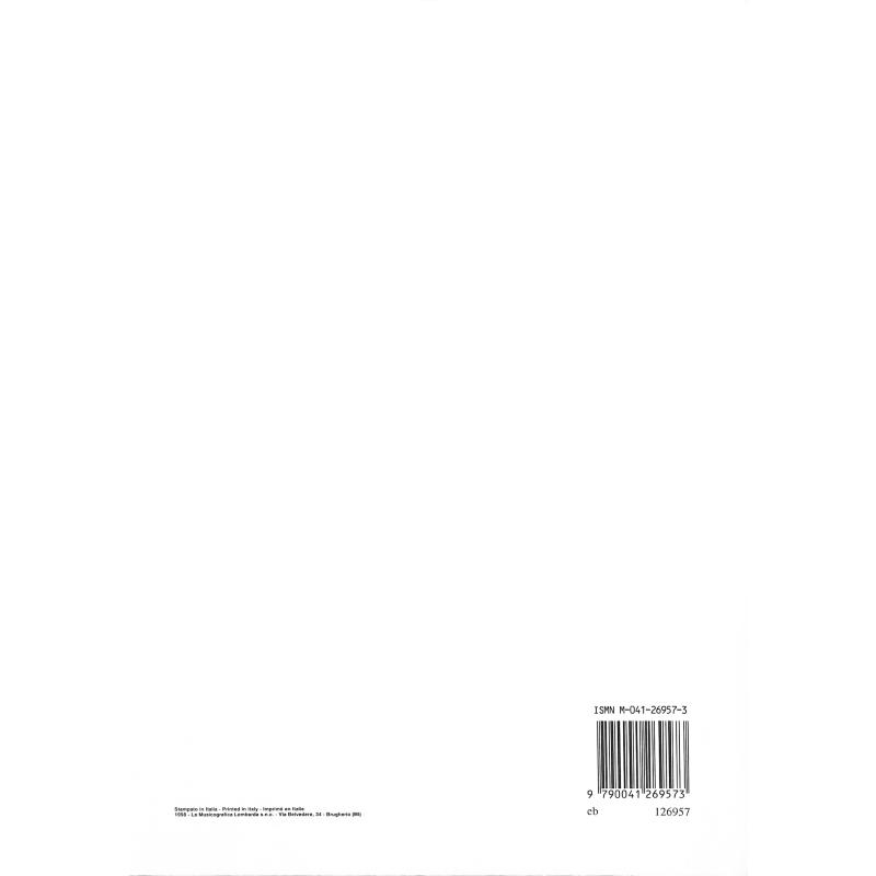 Notenbild für NR 126957 - PALOMA