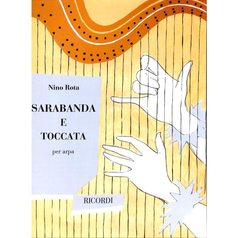 Titelbild für NR 128870 - SARABANDA E TOCCATA