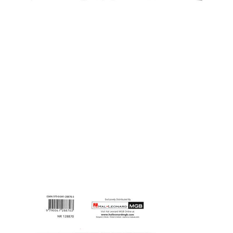 Notenbild für NR 128870 - SARABANDA E TOCCATA