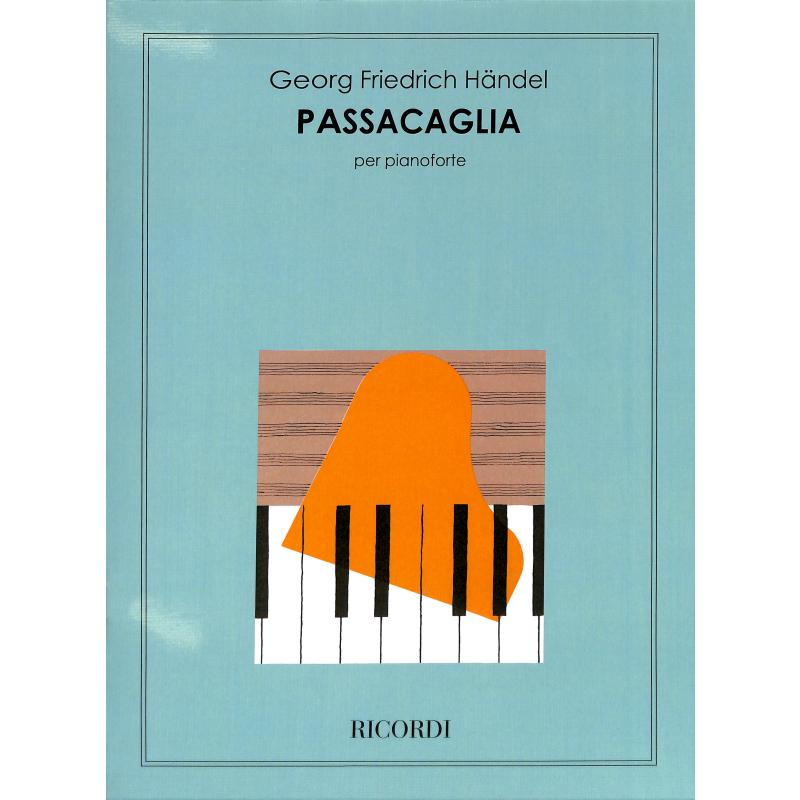 Titelbild für NR 128953 - PASSACAGLIA