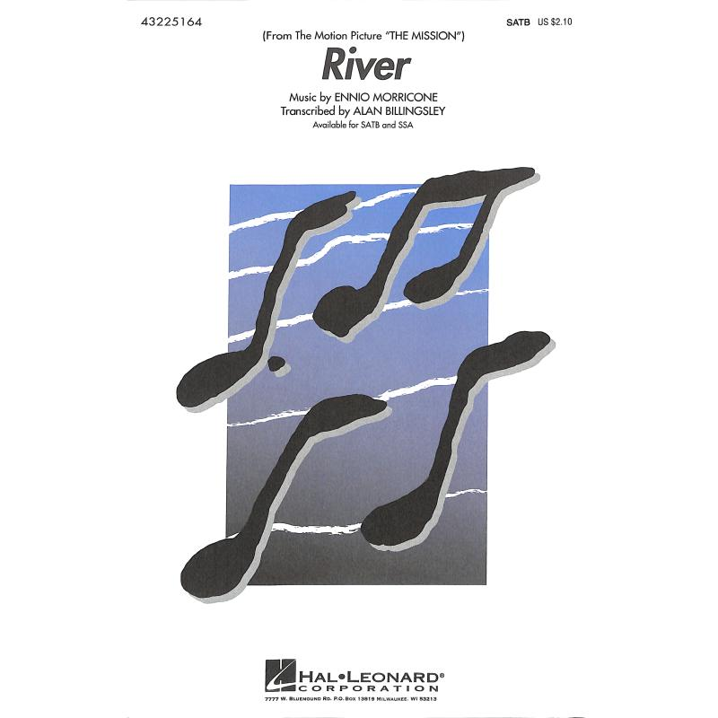 Titelbild für HL 43225164 - RIVER (THE MISSION)