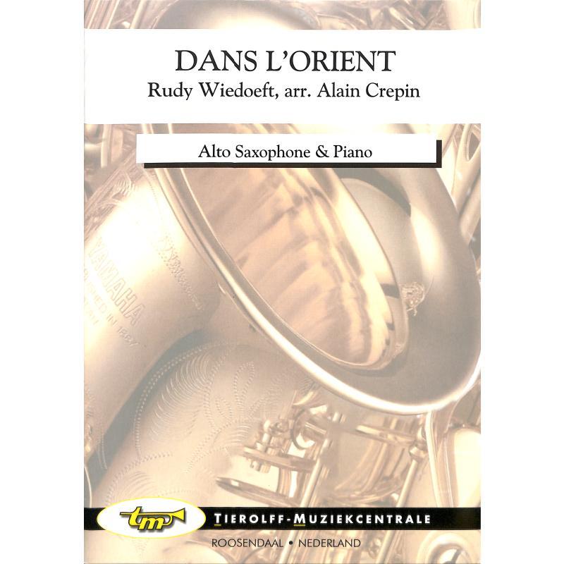 Titelbild für TIEROLFF -SA2391 - DANS L'ORIENT