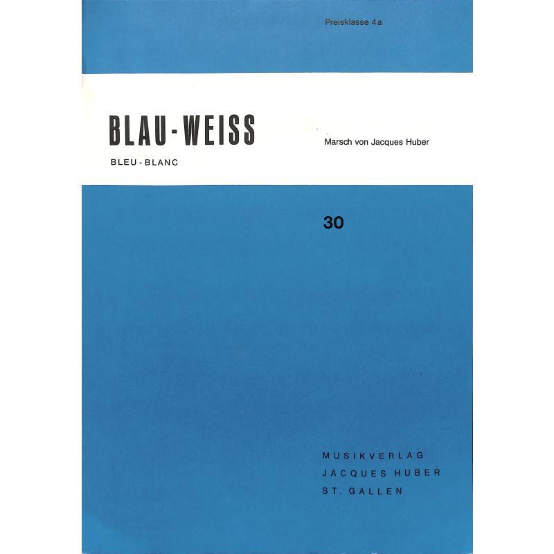 Titelbild für JH 30 - BLAU WEISS