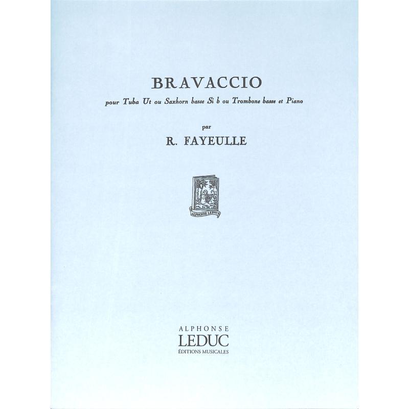 Titelbild für AL 22176 - BRAVACCIO