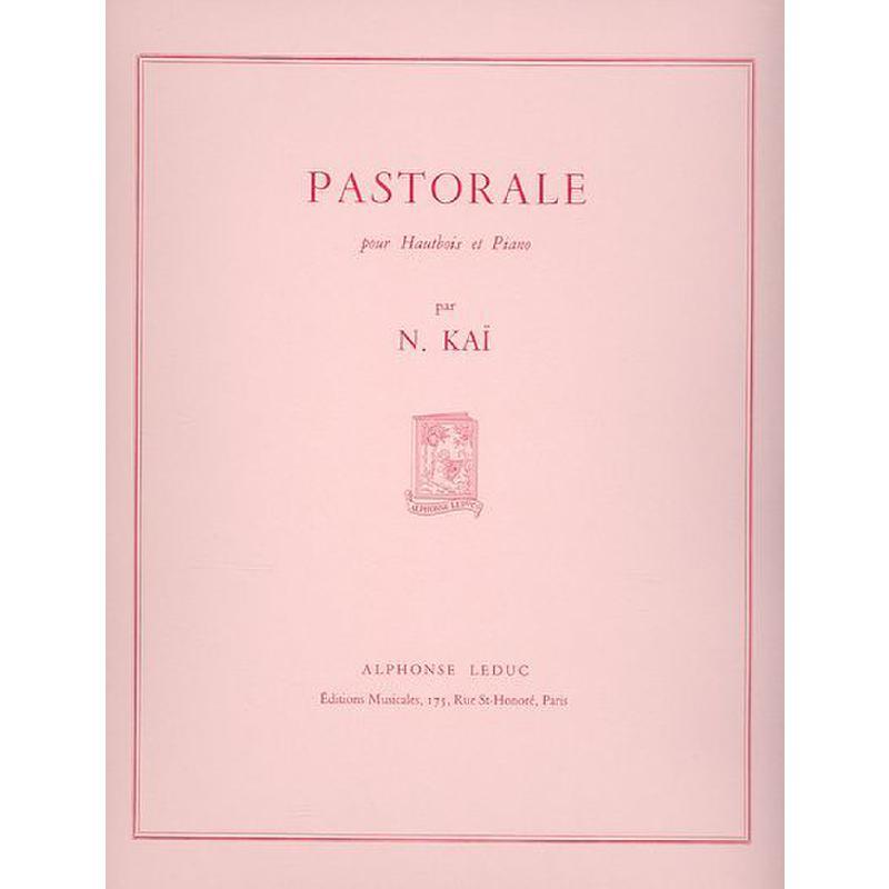 Titelbild für AL 23174 - PASTORALE