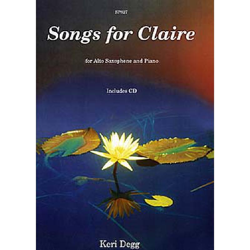 Titelbild für SPARTAN 827 - SONGS FOR CLAIRE