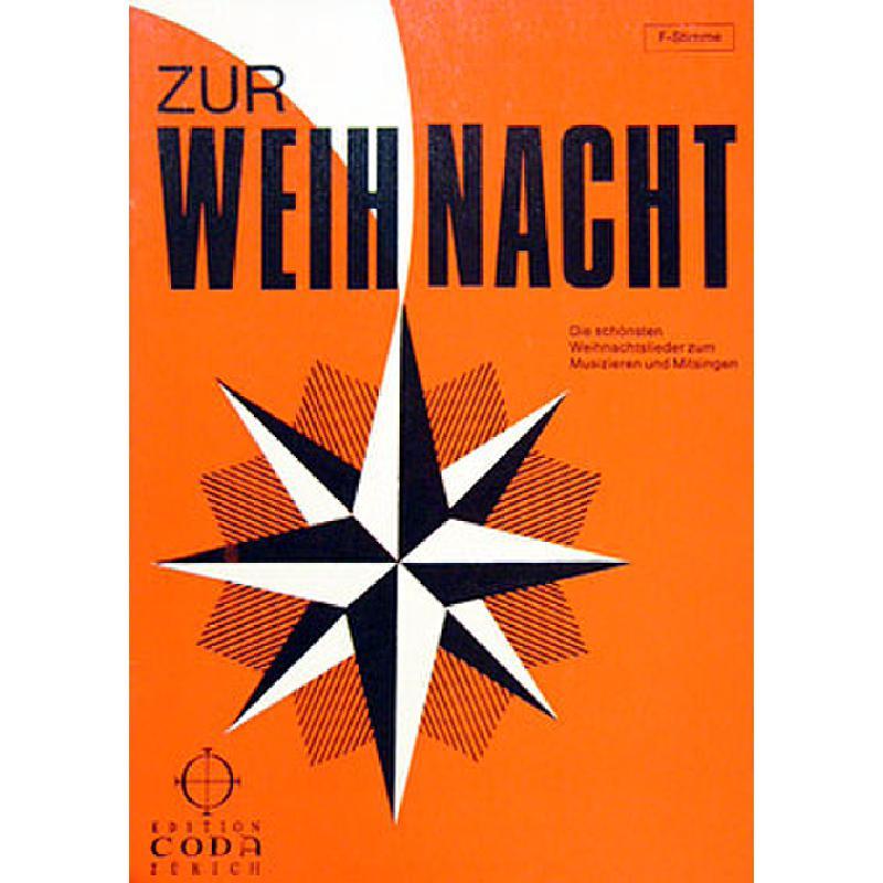 Titelbild für CODA 8007 - ZUR WEIHNACHT