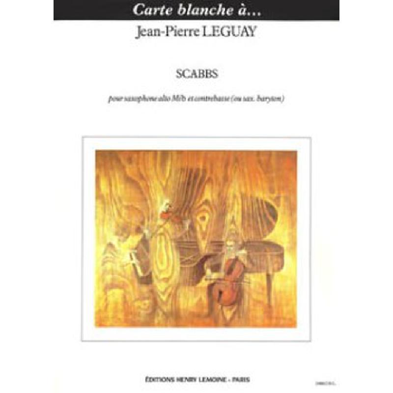 Titelbild für LEMOINE 24862 - SCABBS