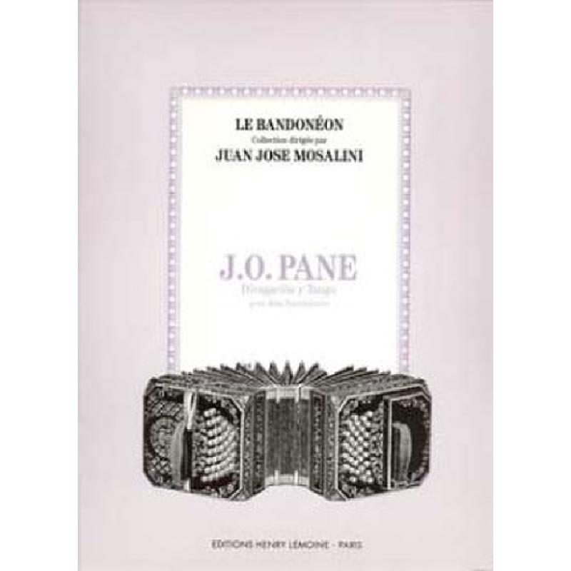Titelbild für LEMOINE 24991 - DIVAGACION Y TANGO