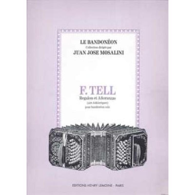 Titelbild für LEMOINE 25020 - REGALON Y ANORANZAS