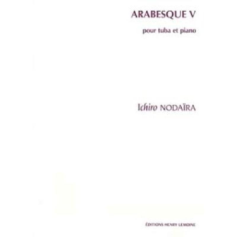 Titelbild für LEMOINE 25077 - ARABESQUE 5