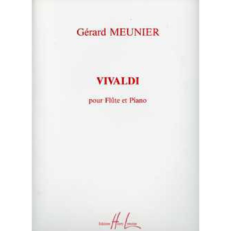 Titelbild für LEMOINE 25417 - VIVALDI