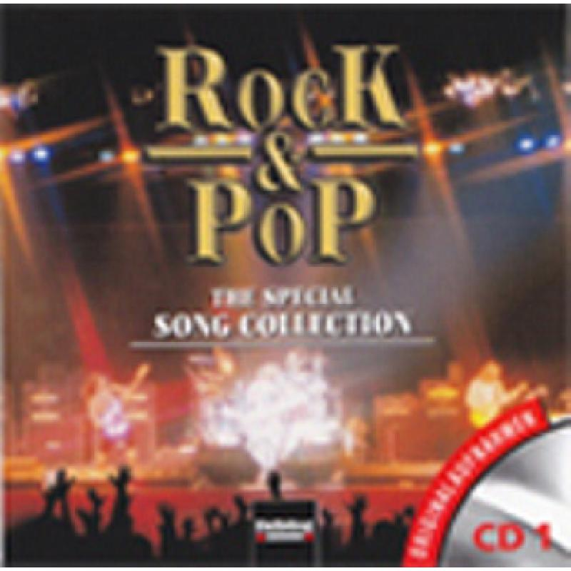 Titelbild für HELBL -C4983CD - ROCK & POP - THE SPECIAL SONG COLLECTION