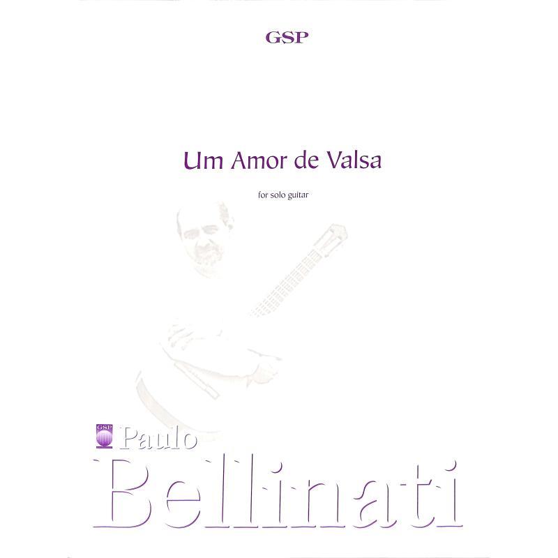 Titelbild für GSP 059 - UM AMOR DE VALSA
