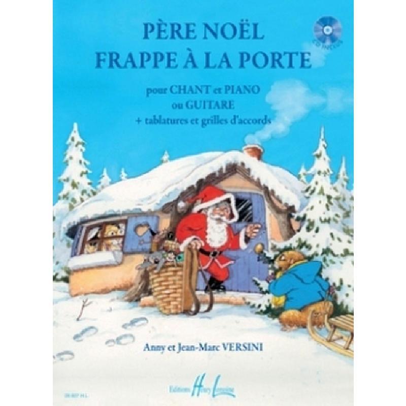 Titelbild für LEMOINE 28807 - PERE NOEL FRAPPE A LA PORTE