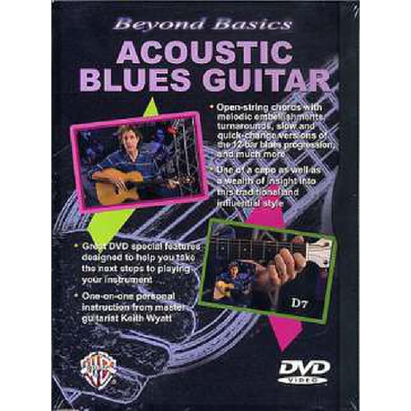 Titelbild für DVD 903630 - ACOUSTIC BLUES GUITAR