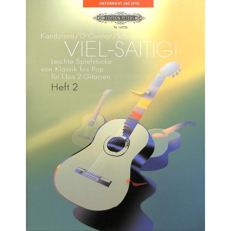 Titelbild für EP 11072B - VIEL SAITIG 2
