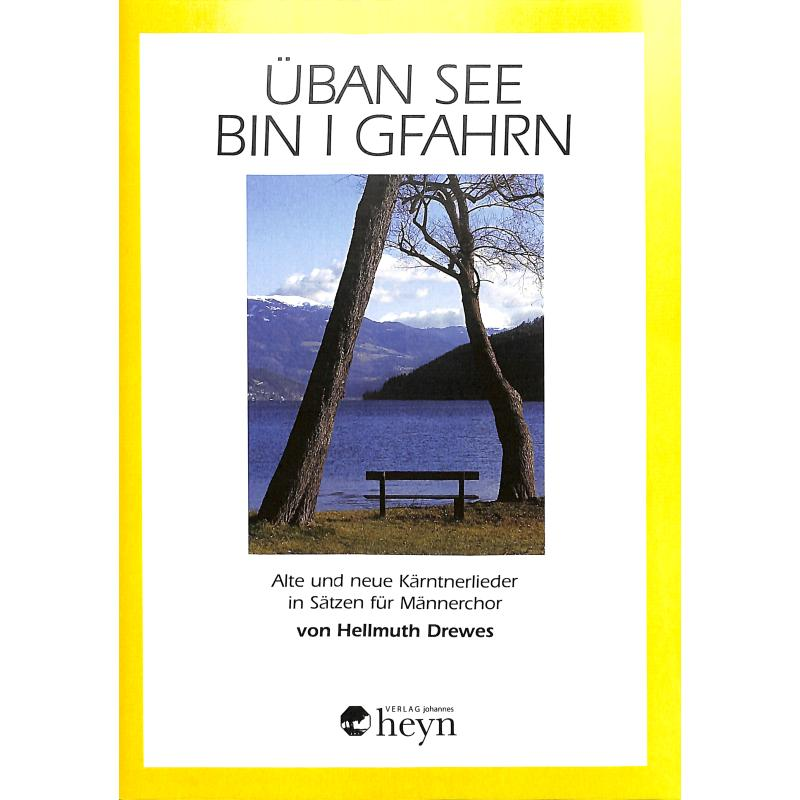 Titelbild für HEYN 0186-7 - UEBAN SEE BIN I GFAHRN