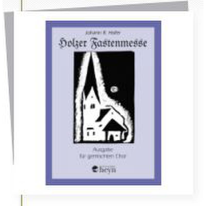 Titelbild für HEYN 0249-9 - HOLZER FASTENMESSE