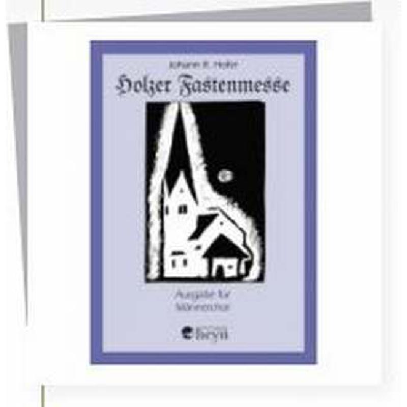 Titelbild für HEYN 0250-5 - HOLZER FASTENMESSE