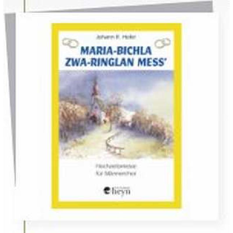 Titelbild für HEYN 0248-2 - MARIA BICHLA 2 RINGLAN MESS'