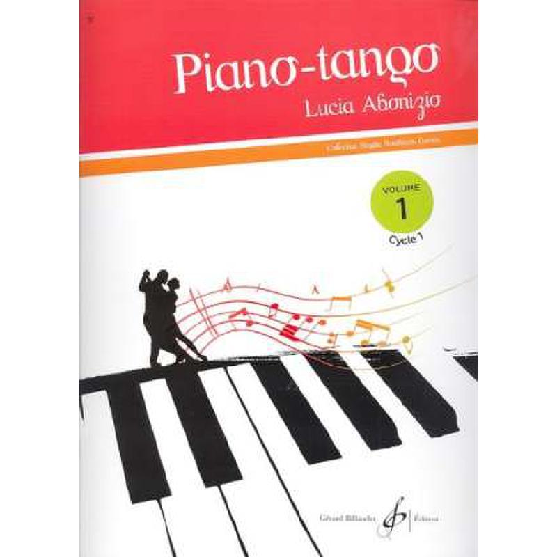 Titelbild für BILL 8675 - PIANO TANGO 1