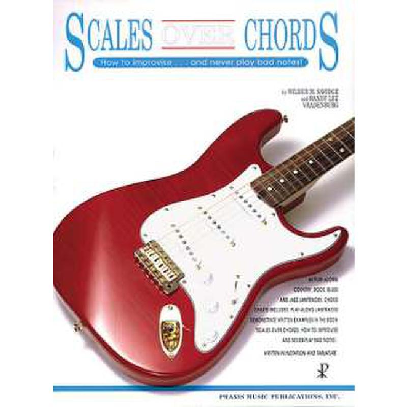 Titelbild für MSBS 70297 - SCALES OVER CHORDS