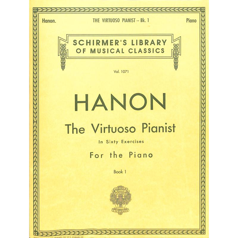 Titelbild für GS 25762 - VIRTUOSO PIANIST 1