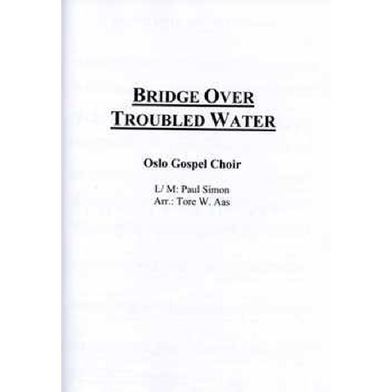 Titelbild für POLYHYMNIA 6006 - BRIDGE OVER TROUBLED WATER