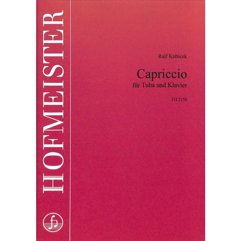 Titelbild für FH 2158 - CAPRICCIO