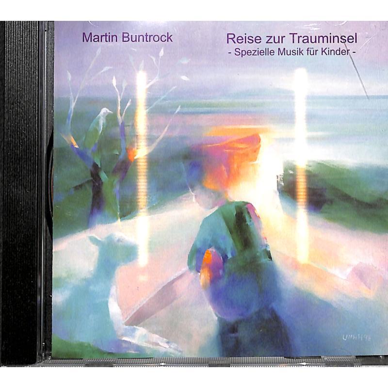 Titelbild für MBM 19801 - REISE ZUR TRAUMINSEL - SPEZIELLE MUSIK FUER KINDER