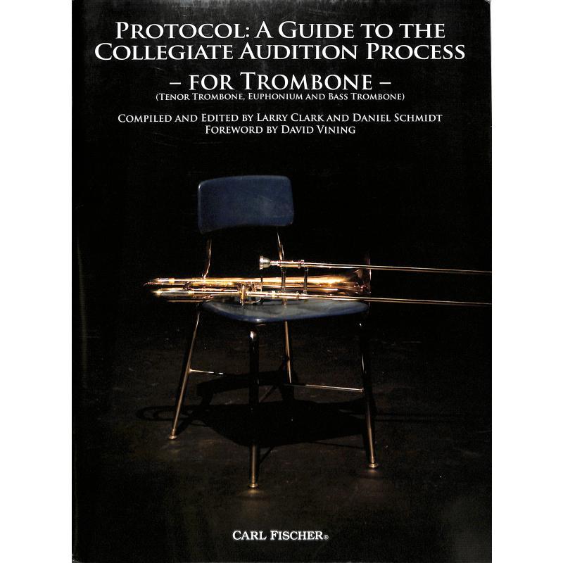 Titelbild für CF -WF81 - PROTOCOL - A GUIDE TO THE COLLEGIATE